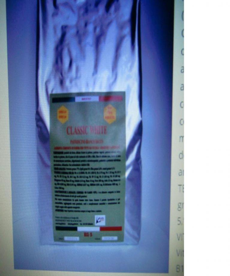 <p>pastoncino secco indicato per asciugare semi o perle</p>