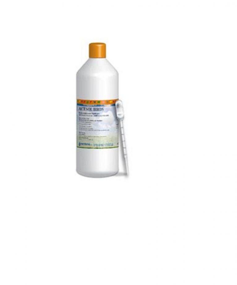 <p>acidificante per il controllo dell'equilibrio batterico intestinale</p>